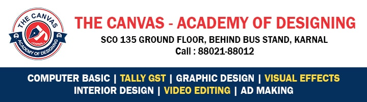 The Canvas Academy Of Designing